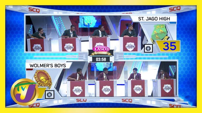 St. Jago High vs Wolmer's Boys: TVJ SCQ 2021 - March 8 2021 1