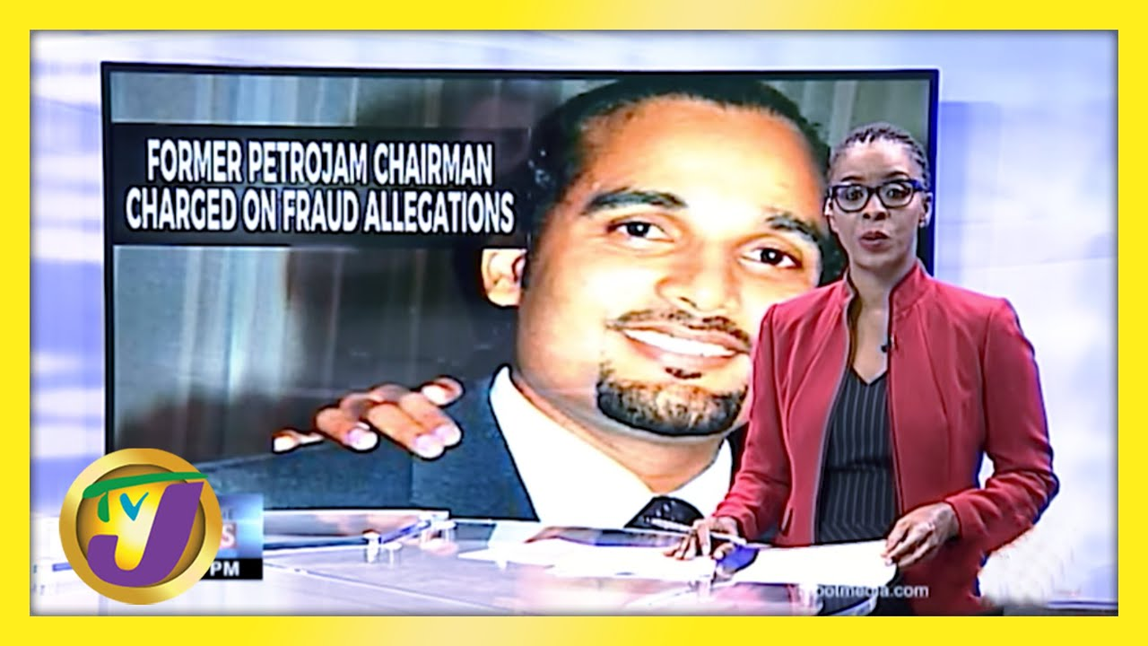 Former Petrojam Chairman Charged on Fraud Allegations | TVJ News - March 8 2021 1