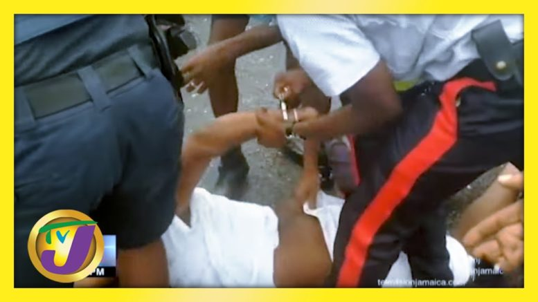 Jamaica's Alarming Covid Cases | Man in Viral Video Arrested TVJ News - March 8 2021 1