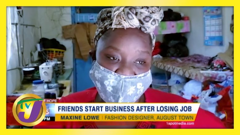 Friends Start Business after Losing Job - March 8 2021 1