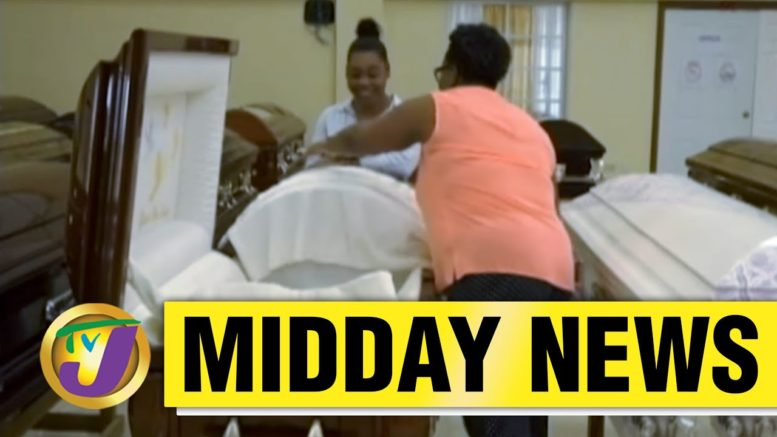 Almost 200 Nurses in Jamaica Now Positive with Covid -19 - March 9 2021 1