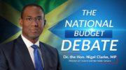 Jamaica's National Budget Debate 2021/2022 – Minister of Finance 3