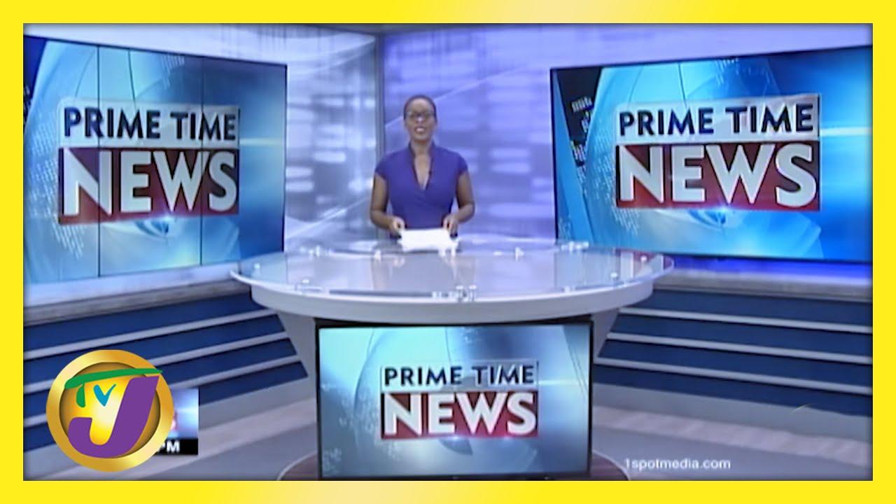 Jamaica News Headlines   TVJ News - March 9 2021 1
