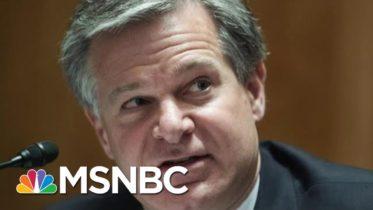 FBI Director Testifies Before Senate Committee | Morning Joe | MSNBC 6