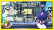 Thieves Break into Primary School | Jamaica Goes Digital | TVJ News - March 9 2021 2