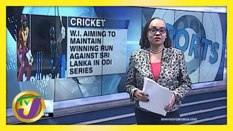 W.I. Aiming for Winning Start in ODI Series - March 9 2021 1