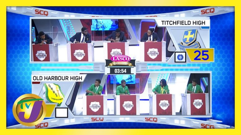 Titchfield High vs Old Harbour High: TVJ SCQ 2021 - March 10 2021 1