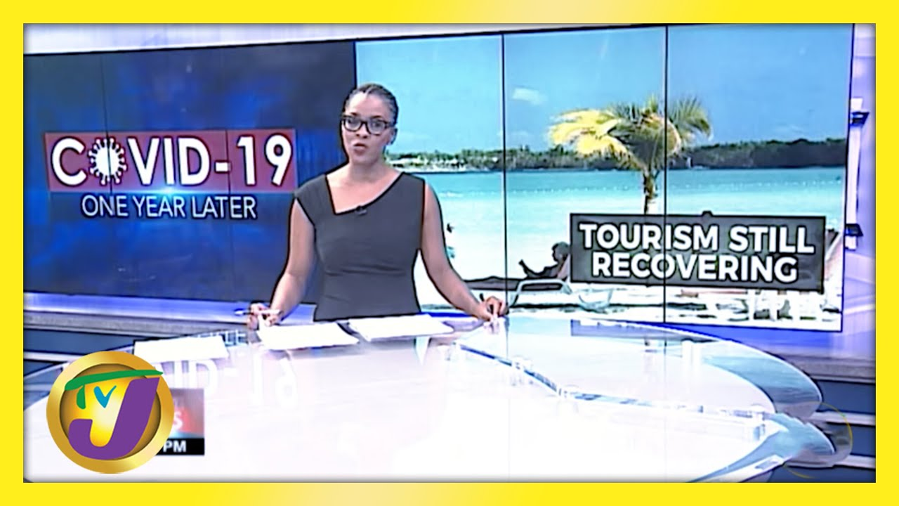 Tourism in Jamaica Decimated by a Year of Covid-19 | TVJ News - March 10 2021 1