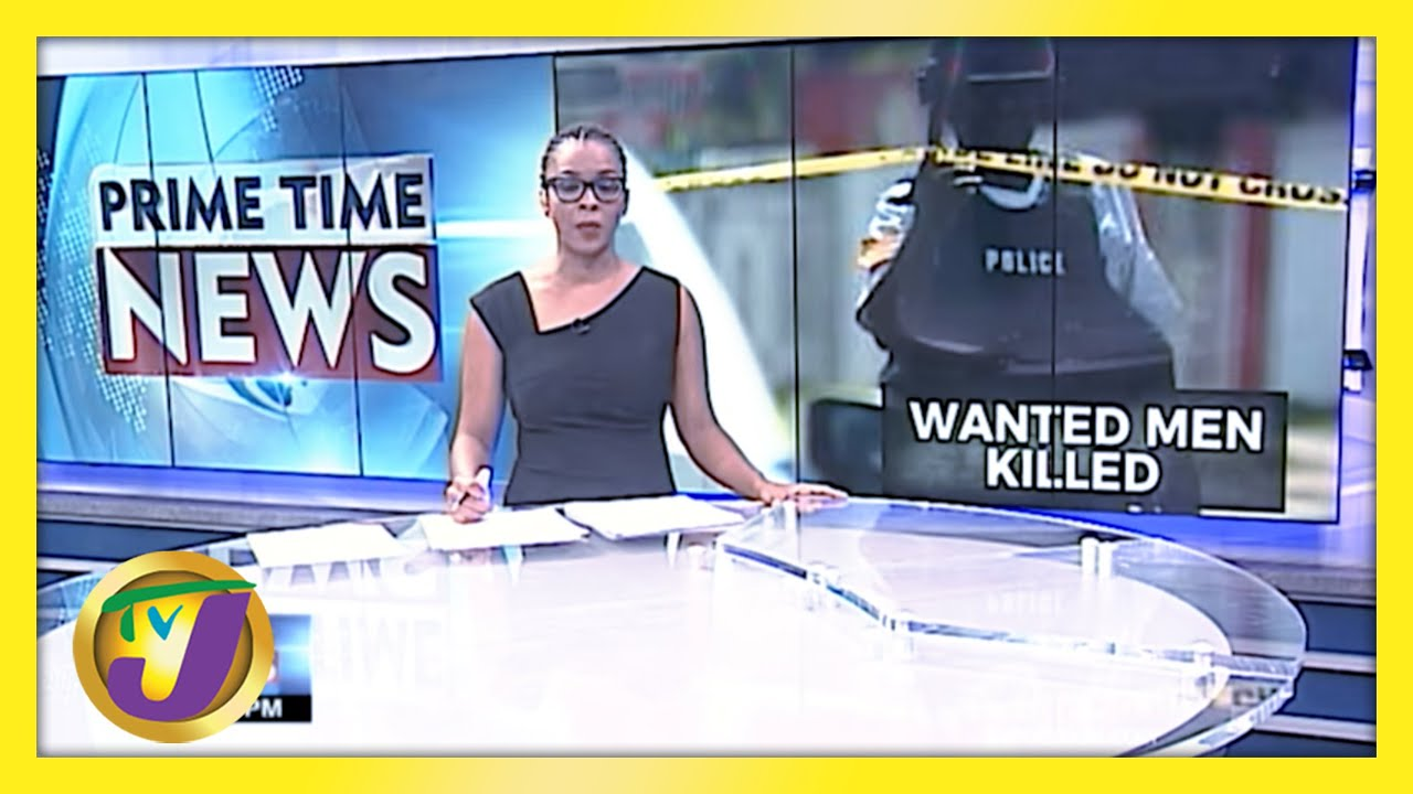 5 Alleged Wanted Men Killed by Police in August Town, Jamaica   TVJ News - March 10 2021 1