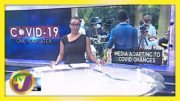 Covid-19 Impact on Jamaica's Journalists | TVJ News - March 10 2021 5