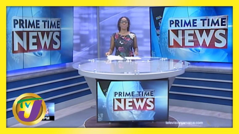 Jamaica News Headlines | TVJ News - March 11 2021 1