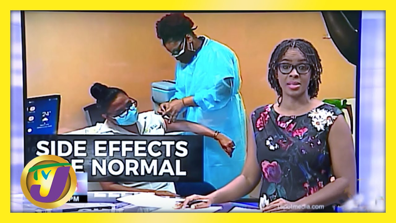 Side Effects of Vaccine | TVJ News - March 11 2021 1