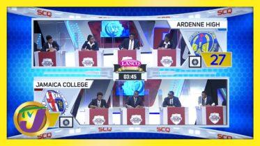 Ardenne High vs Jamaica College: TVJ SCQ 2021 - March 11 2021 10