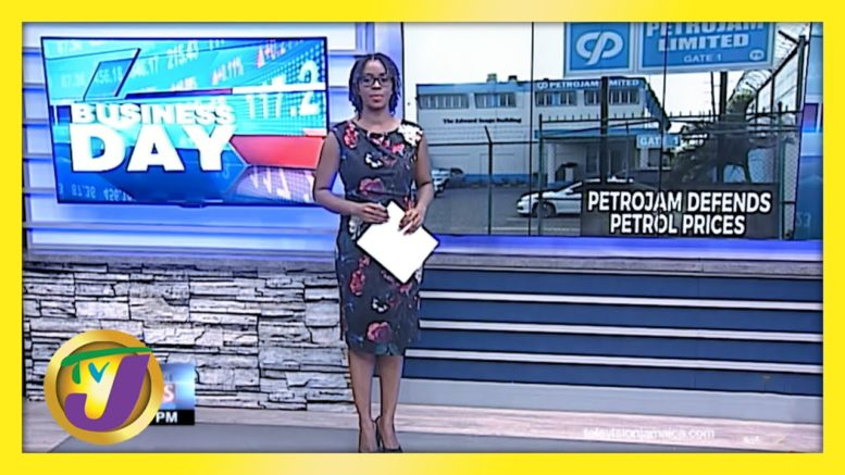 PETROJAM Defends its Pricing Mechanism: TVJ Business Day - March 11 2021 1