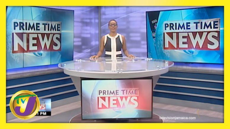 Jamaica News Headlines   TVJ News - March 11 2021 1