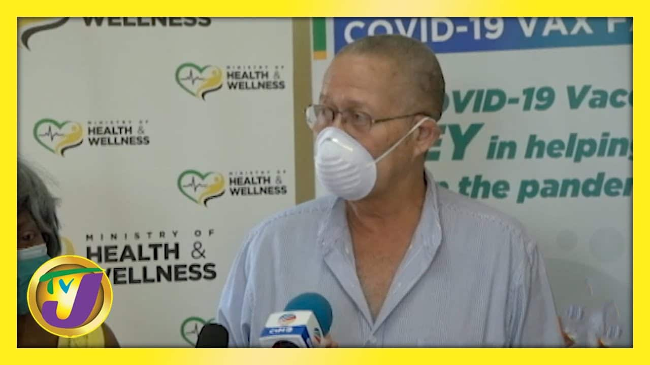 Bruce Golding Vaccine Support: TVJ Bite of the Week - March 12 2021 1