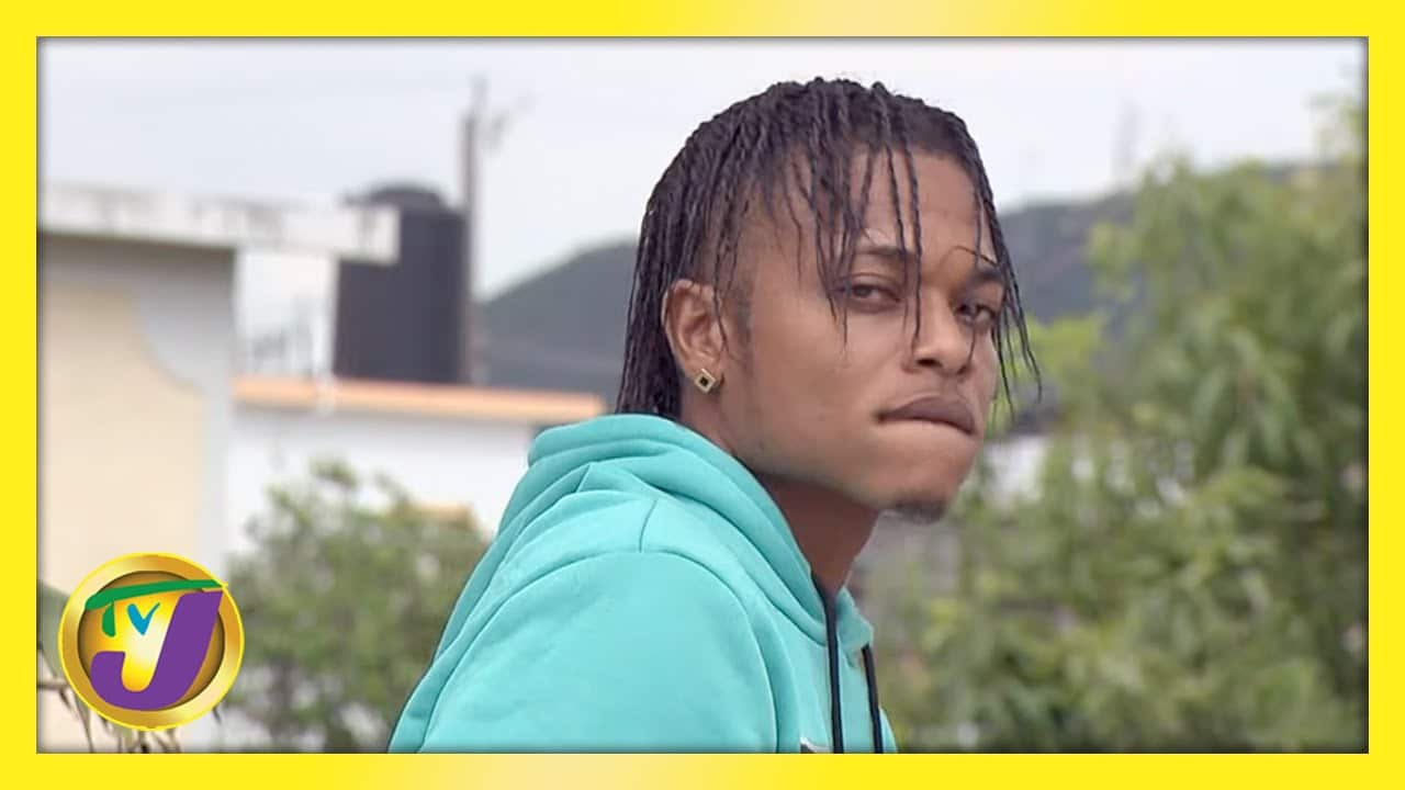 Champegnie | TVJ Entertainment Report Interview - March 12 2021 1