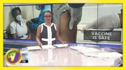 Health Minister Assures Nation of Vaccine Safety | TVJ News - March 12 2021 3