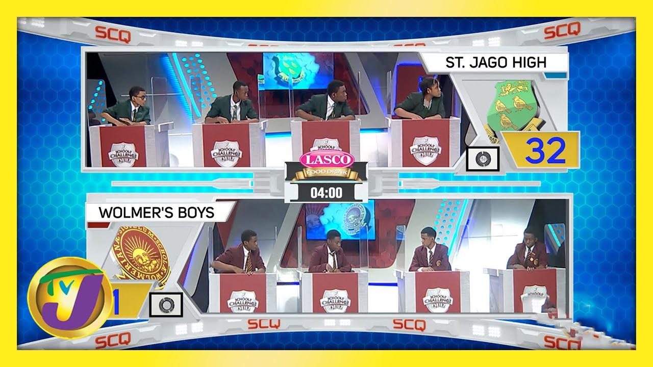 St. Jago High vs Wolmer's Boys: TVJ SCQ 2021 - March 11 2021 1