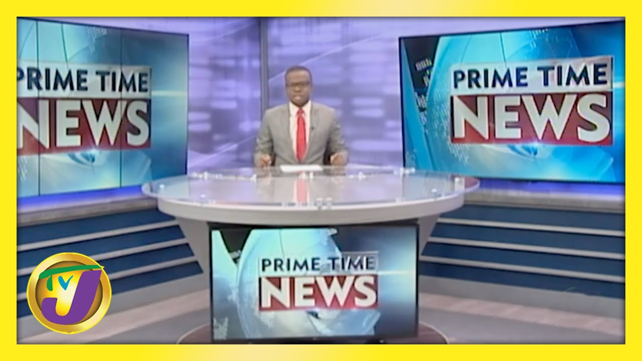 Jamaica News Headlines | TVJ News - March 13 2021 1