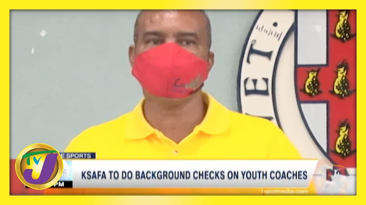 KSAFA to do Background Checks on Youth Coaches - March 12 2021 1