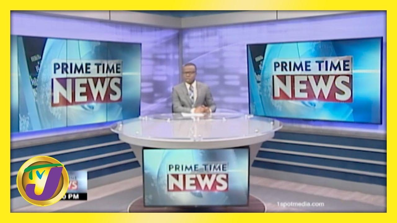 Jamaica News Headlines | TVJ News - March 14 2021 1