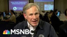 Texas Governor Lifts Statewide Mask Mandate | Ayman Mohyeldin | MSNBC 4
