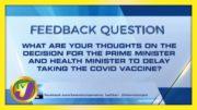 Feedback Question | TVJ News - March 15 2021 5