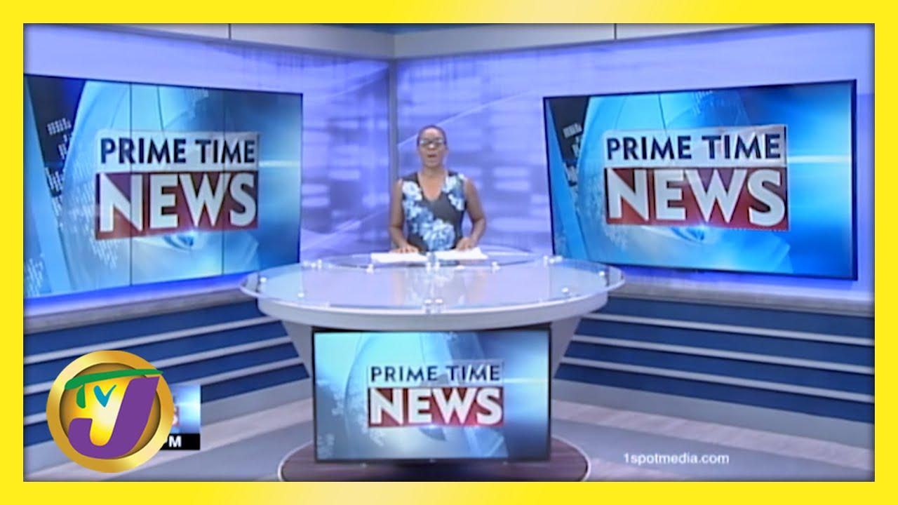 Jamaica News Headlines | TVJ News - March 15 2021 1