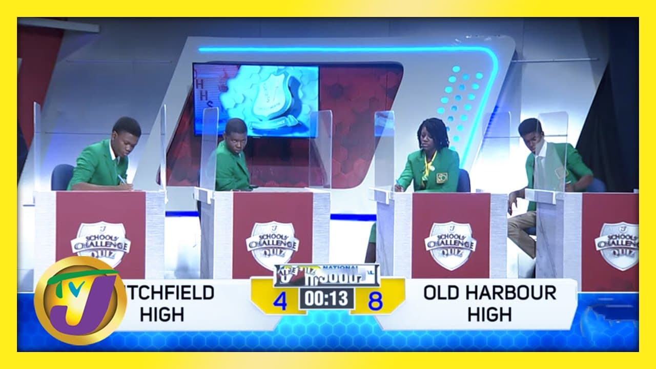 Titchfield High vs Old Harbour High: TVJ SCQ 2021 - March 15 2021 1