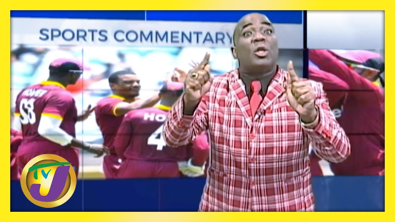 West Indies: TVJ Sports Commentary - March 15 2021 1
