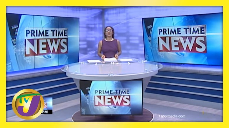 Jamaica News Headlines | TVJ News - March 16 2021 1