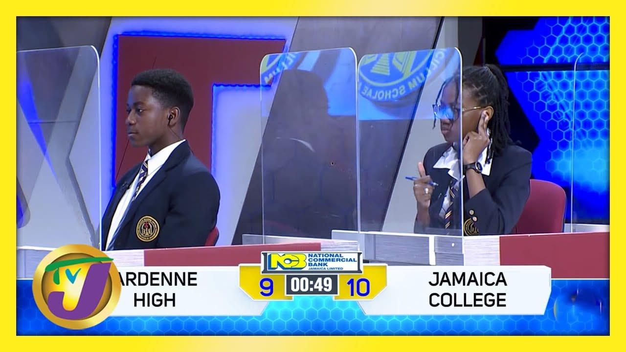Ardenne High vs Jamaica College: TVJ SCQ 2021 - March 16 2021 1