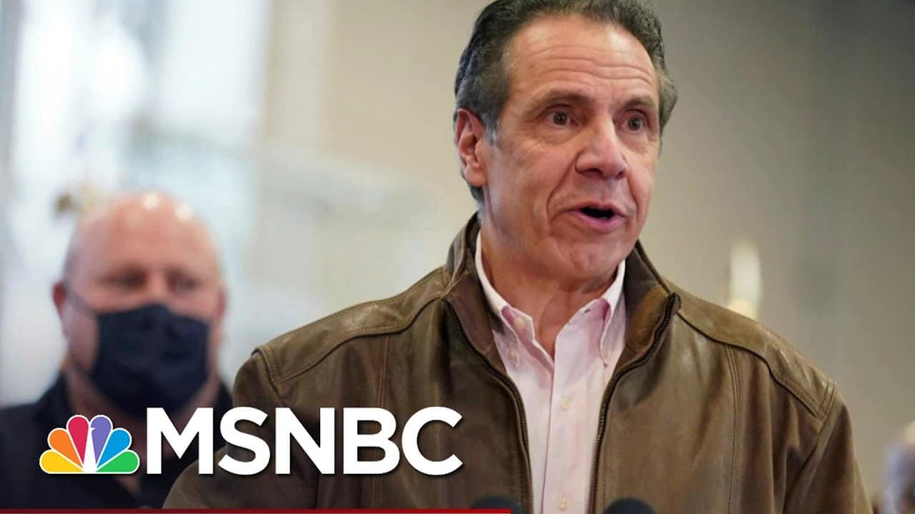 New Allegations Surface Against Cuomo: I Think There's A Growing Number Of Lawmakers Who Are Fed Up 6