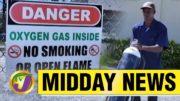 Demand for Medical Oxygen Sky Rocket in Jamaica | TVJ News - March 17 2021 5