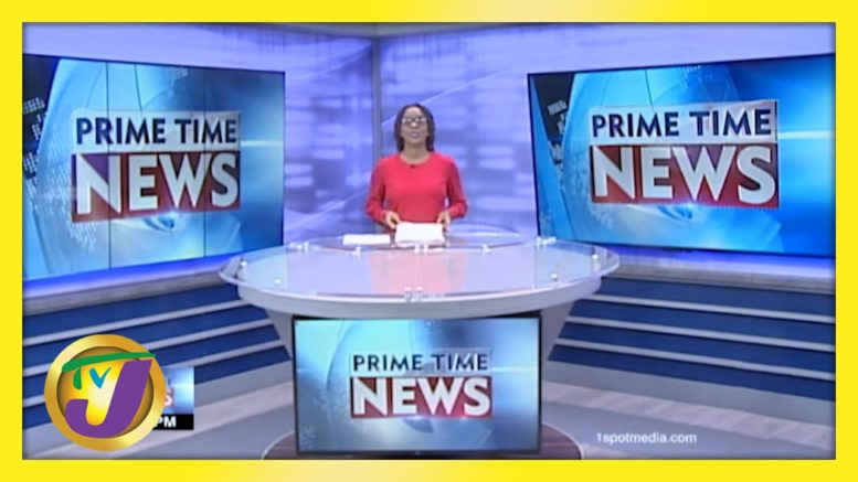 Jamaica News Headlines | TVJ News - March 17 2021 1