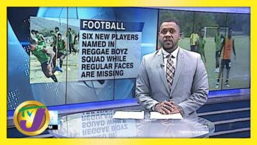 6 New Players named in Reggae Boyz Squad - March 17 2021 10