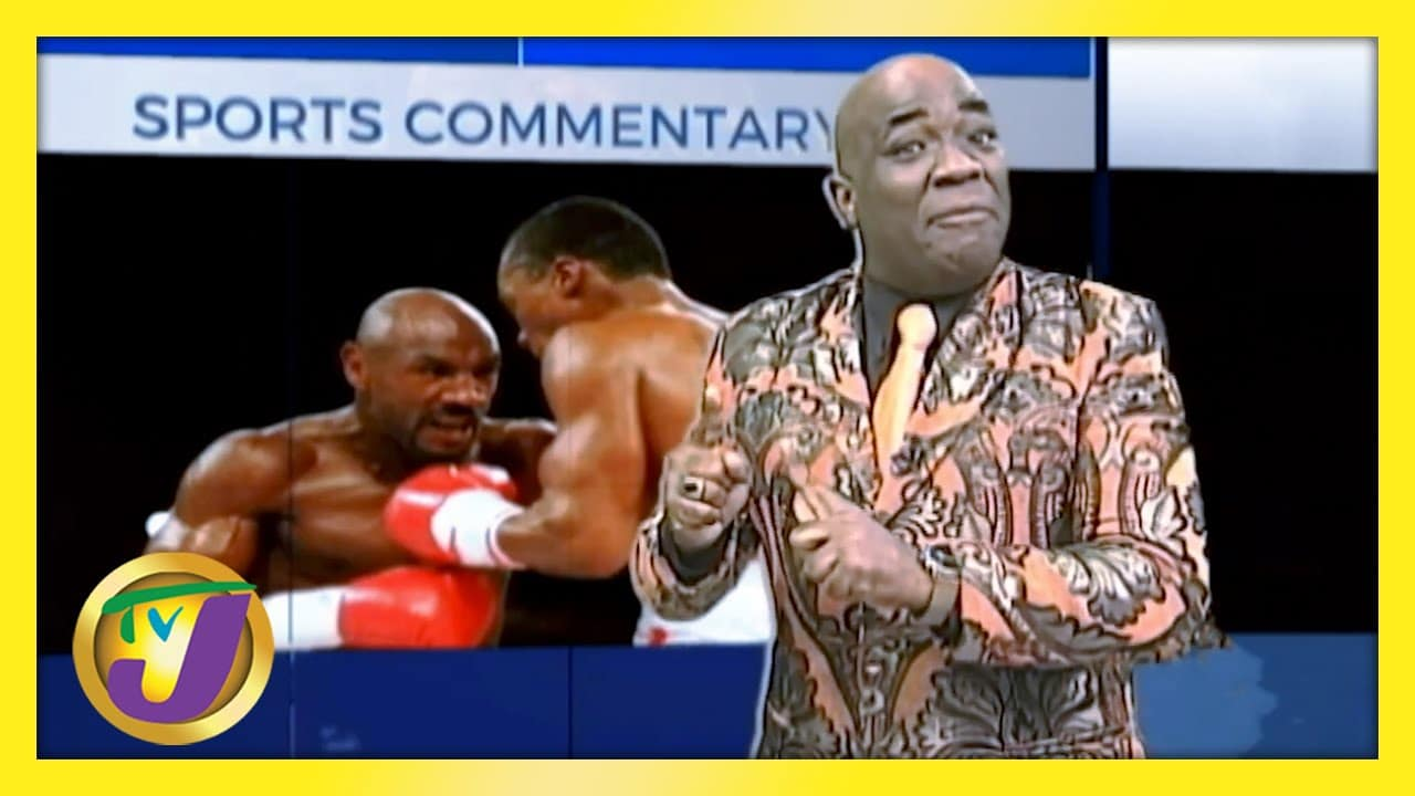 TVJ Sports Commentary - March 17 2021 1