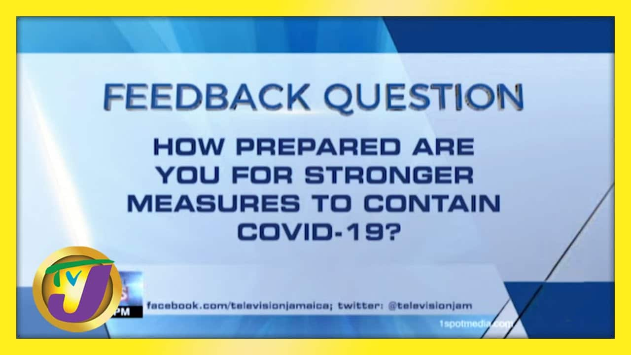 Feedback Question   TVJ News - March 18 2021 1
