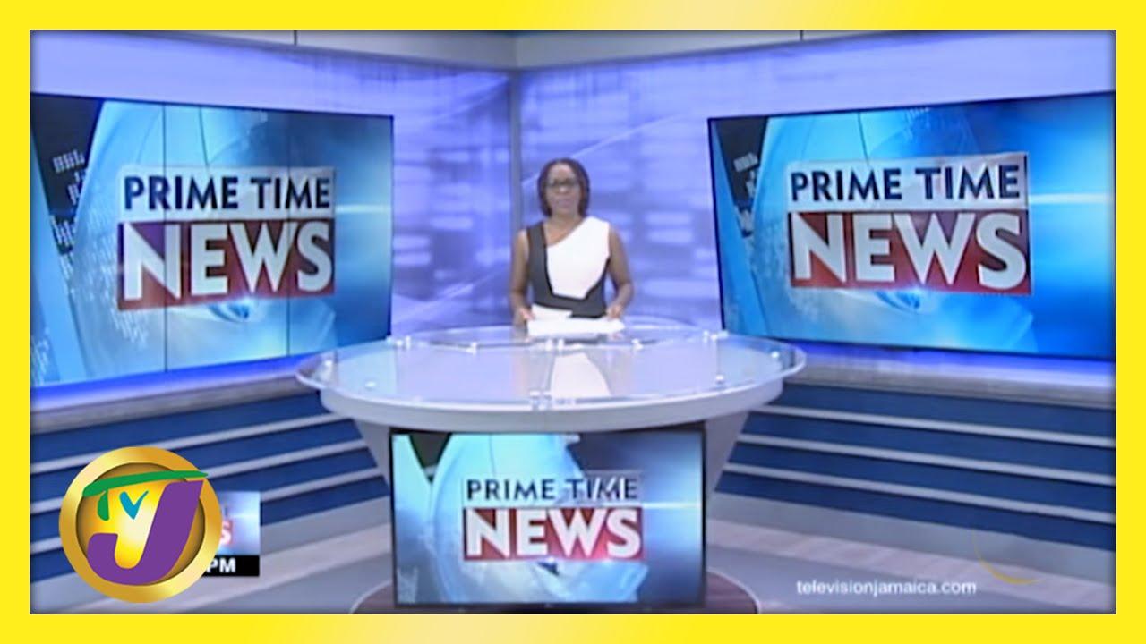 Jamaica News Headlines   TVJ News - March 18 2021 1