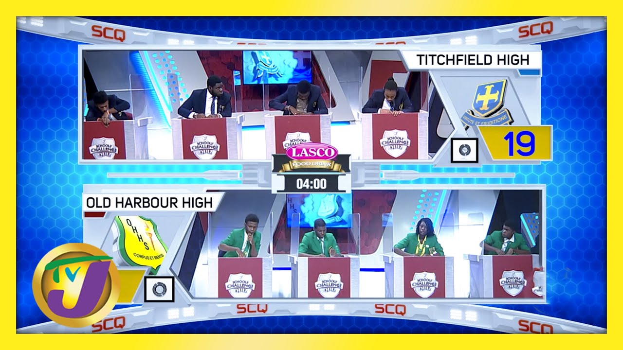 Titchfield High vs Old Harbour High: TVJ SCQ 2021 - March 18 2021 1