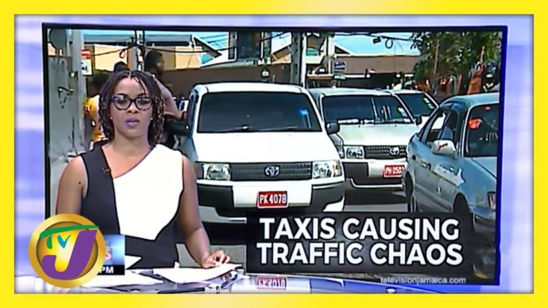 Strong Warning to Spanish Town Taxi Drivers | TVJ News - March 18 2021 1