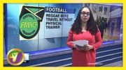 Reggae Boyz Travel without Physical Trainer - March 18 2021 5