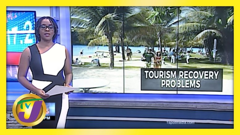 Jamaica's Tourism Recovery Problems | TVJ Business Day - March 18 2021 1