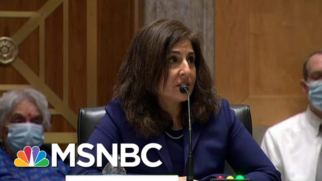 White House Withdraws Neera Tanden Nomination | The Beat With Ari Melber | MSNBC 1