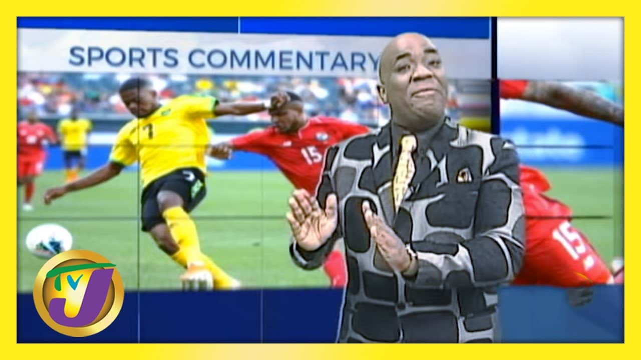 TVJ Sports commentary - March 18 2021 1