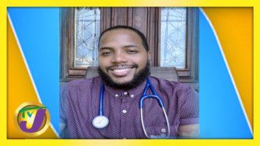 Dr. Kevonne Dawson The Lyrikal Doctor | TVJ Smile Jamaica - March 19 2021 6