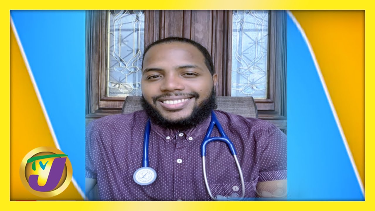 Dr. Kevonne Dawson The Lyrikal Doctor | TVJ Smile Jamaica - March 19 2021 1