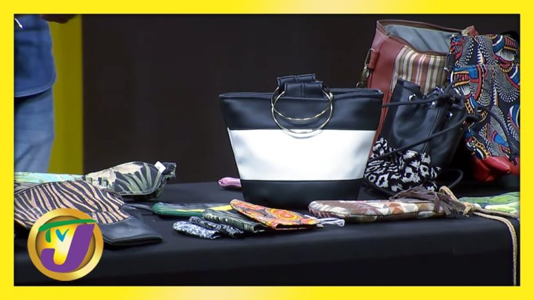Handmade Bags by Chellemac; TVJ Smile Jamaica - March 19 2021 1