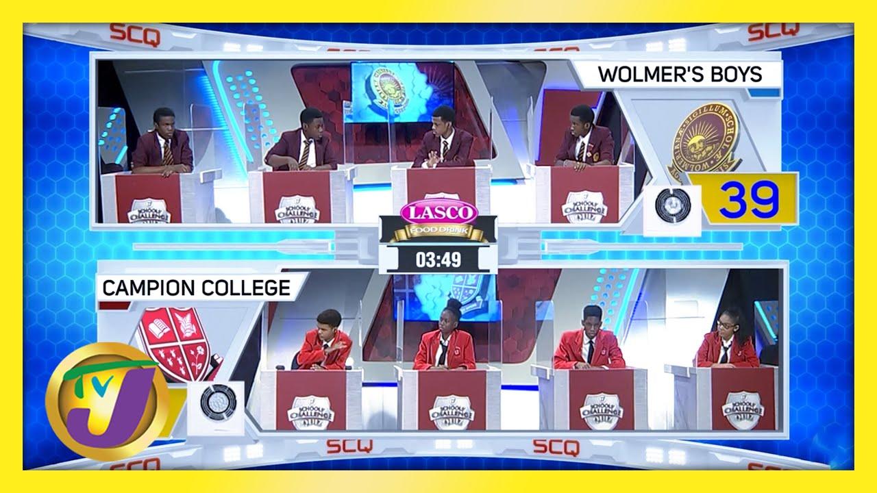 Wolmer's Boys vs Campion College: TVJ SCQ 2021 - March 19 2021 1